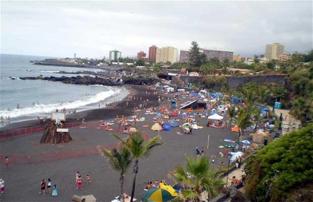 Festa di San Juan a Puerto de la Cruz