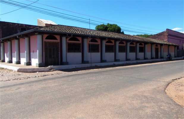 Antiguo centro comercial