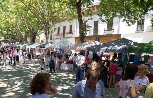 Feria de la Artesanía de Constantina