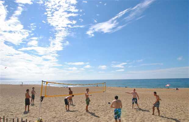 Spiaggia Les Cavaliers