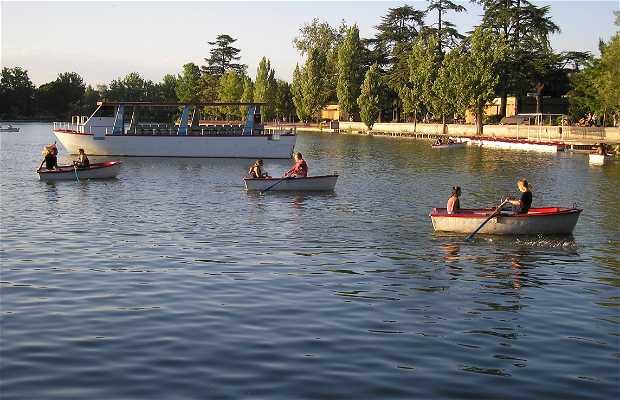 Lac de la Casa de Campo