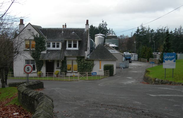 Graham's Dairies (La granja de Graham)