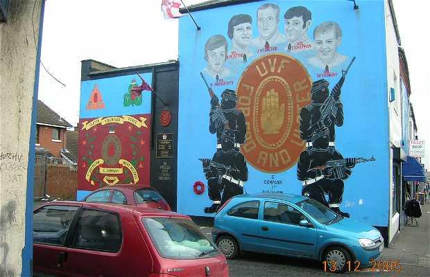 Calle Shankill
