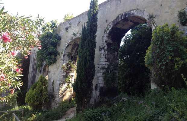Aqueduto Santa Lucía