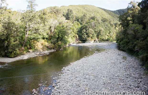 Río Anduin (Localización LOTR)
