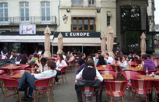 Bar l'europe