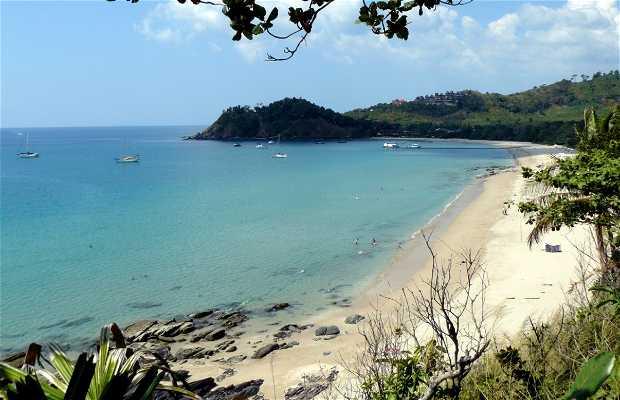 Playa de Kan Tiang