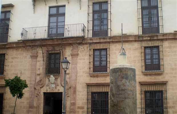 Casa Grande (Casa de Cultura y Biblioteca)