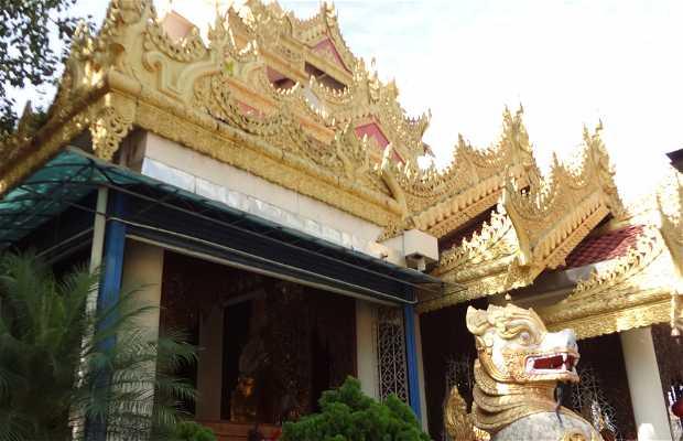 Temple bouddhique de Dhammikarama