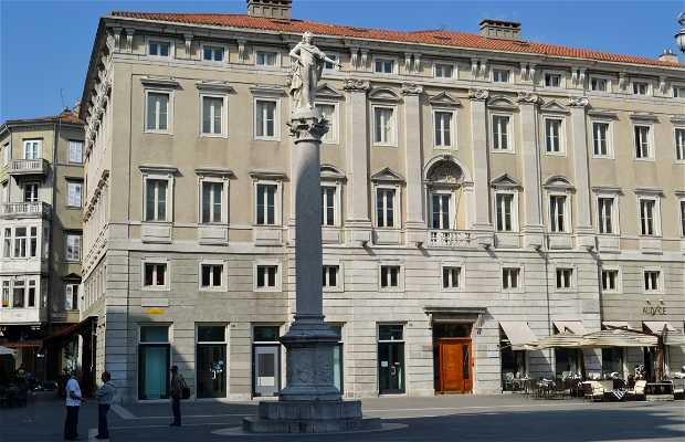Carlo VI's Column