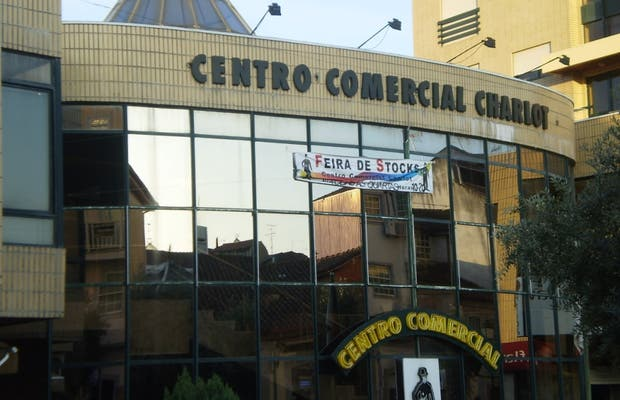 Centre Commercial Charlot