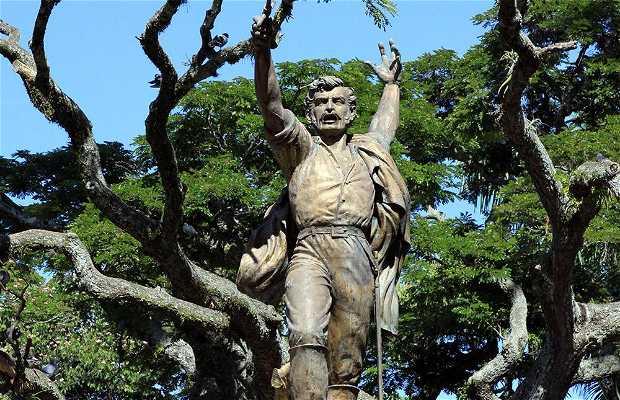 Monumento a José Antonio Galán