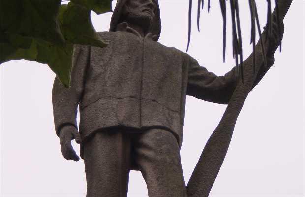Monument au Pêcheur