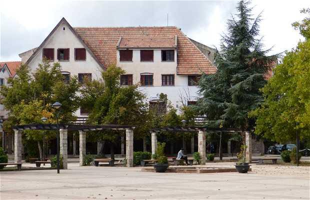 Jardín Centre Ville