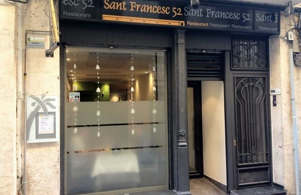 Restaurante Sant Francesc 52 (Alcoy)