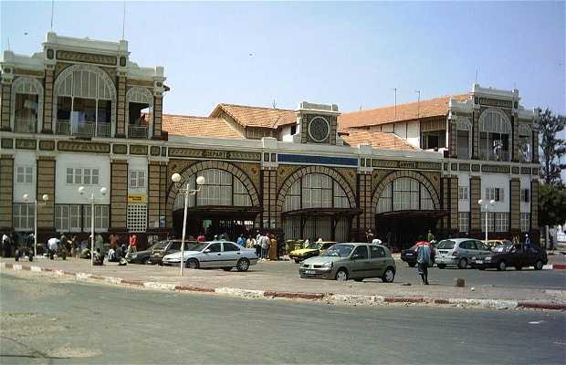 Stazione dei treni