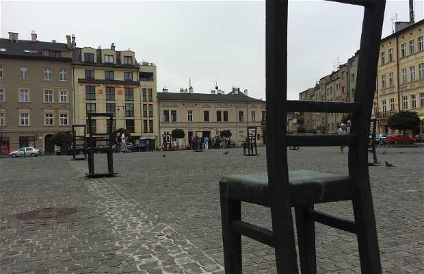 Plaza de los Héroes del Ghetto