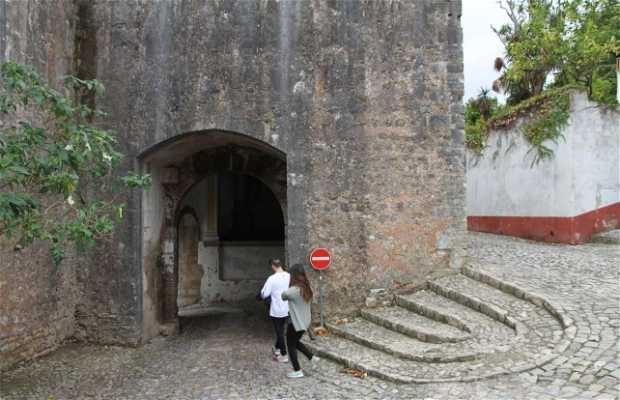 Porta do Vale o de Sta María de Gracia