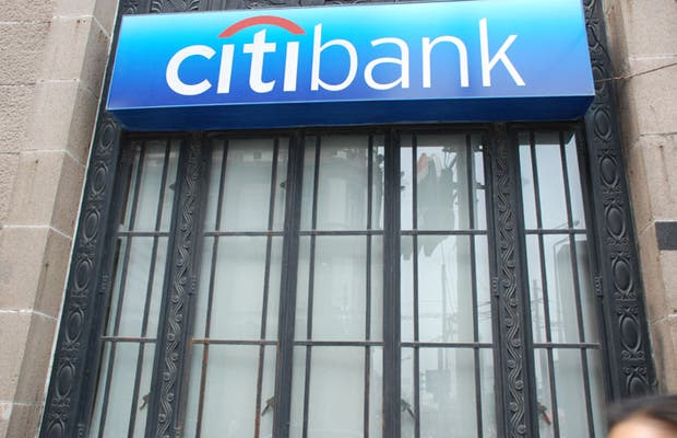 Citibank en Shanghai