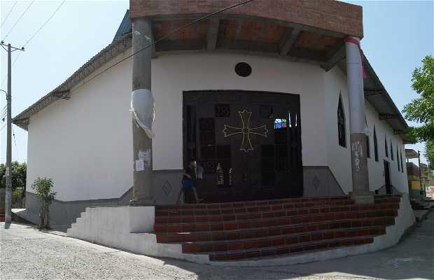 Iglesia Jesús Misericordioso
