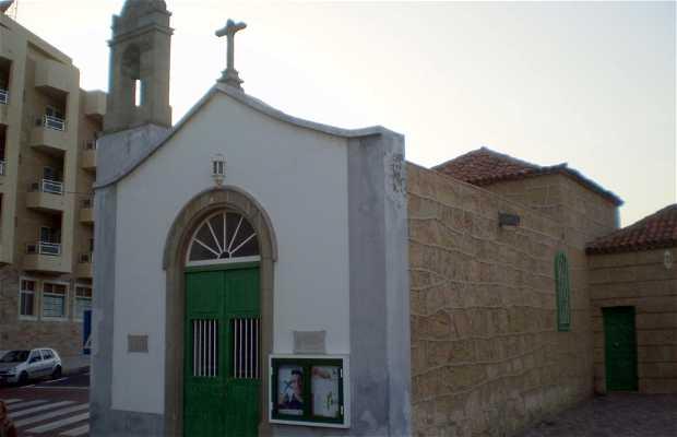 Ermita Ntra. Sra. de las Mercedes de Roja