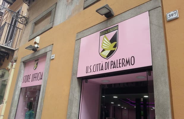 Store ufficiale Palermo Calcio