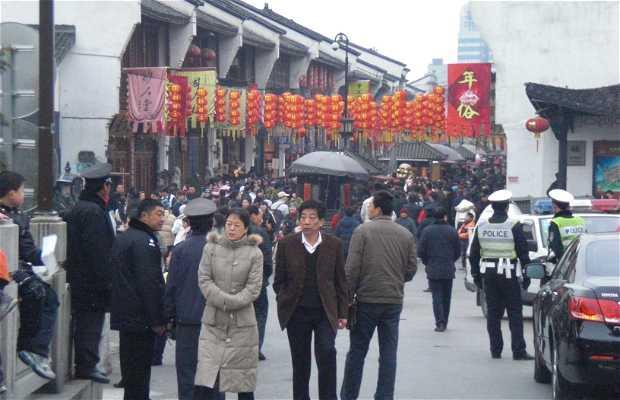 Calle Qinghefang Gujie