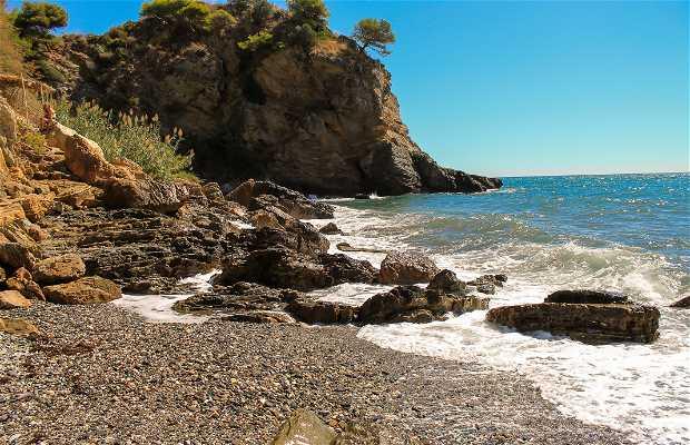 The Maro beach