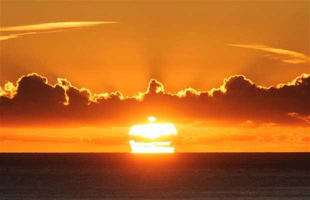 Sunrise in El Campello