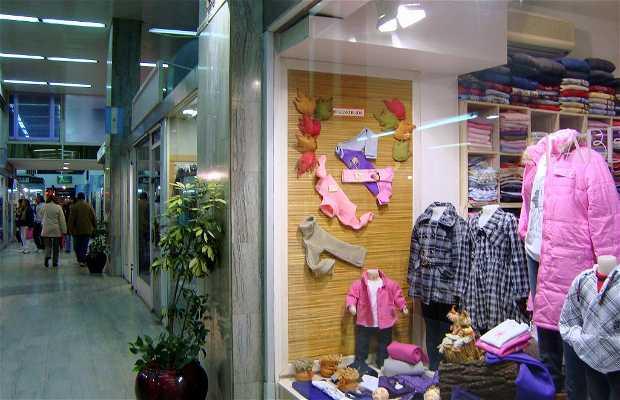 Galleria del Pasaje a Rosario