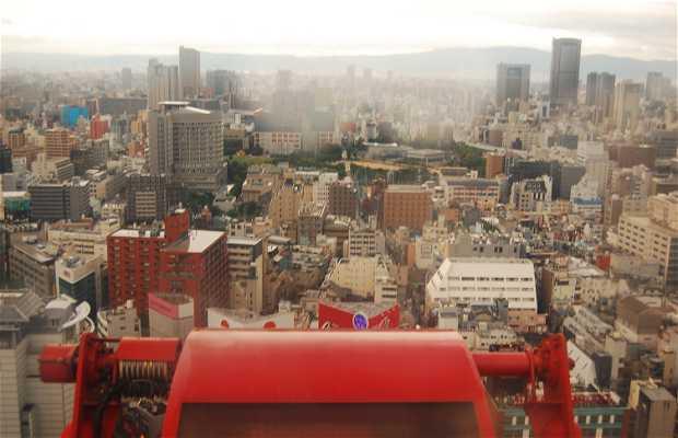 Tapis roulant del Hep Five di Osaka