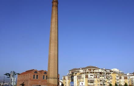 Sugar mill, Torre del Mar