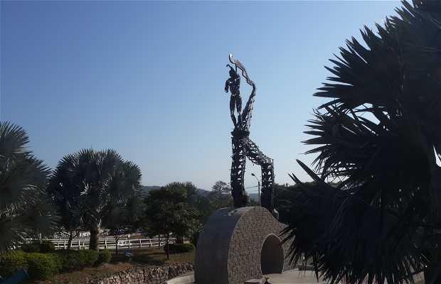 Monumento a Arnulfo Briceño