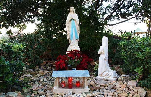 Virgen de Lourdes