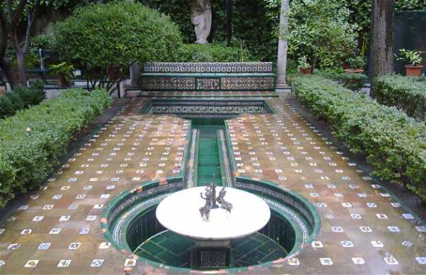 Gardens of Sorolla Museum