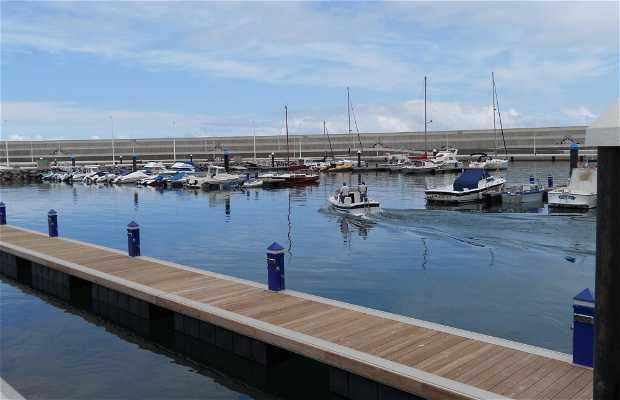 Puerto recreativo, comercial y pesquero de Garachico