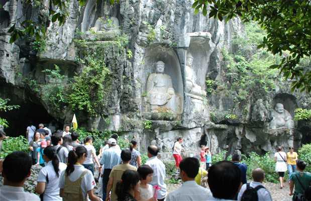Budas del monte Felai