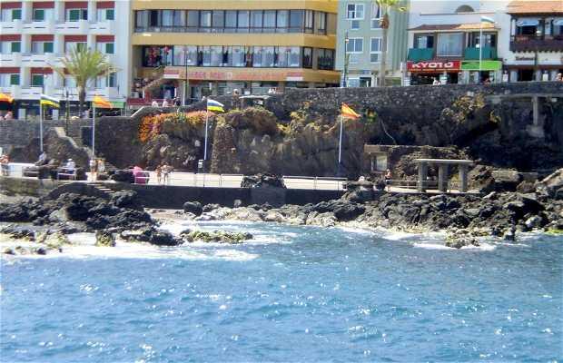 Paseo di San Telmo a Tenerife