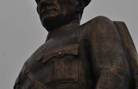 Statue of Atatürk