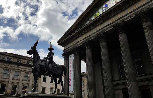 Estatua ecuestre de Wellington