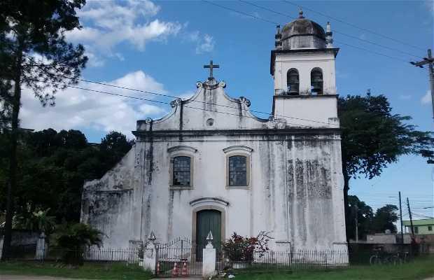 A Igreja Paroquial de Nossa Senhora do Pilar