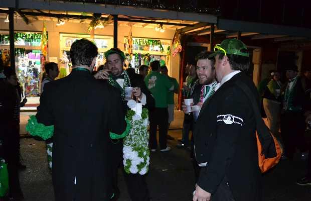 La St Patrick à la Nouvelle-Orléans