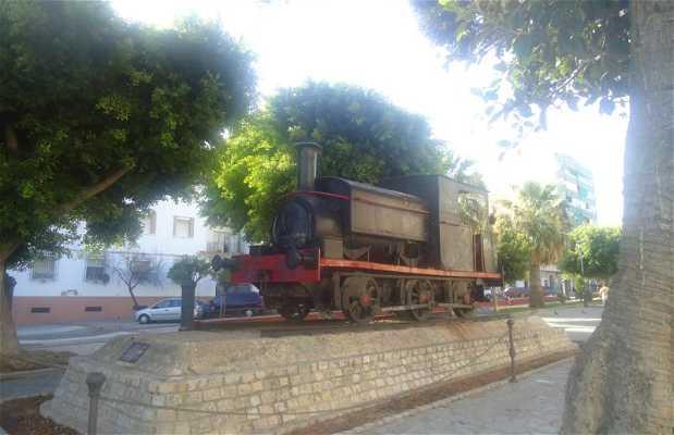 Locomotora de Azucarera Española