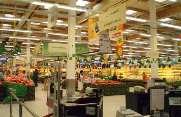 Centro Comercial y de Ocio La Laguna - Alcampo