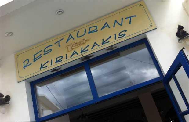 Kiriakakis