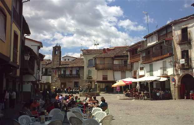 Centre of Villanueva