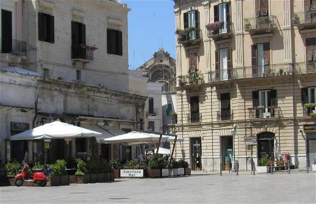 Centro histórico de Bari