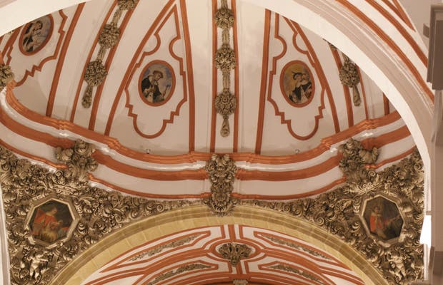 Temple de la Sainte Trinité - Ubeda