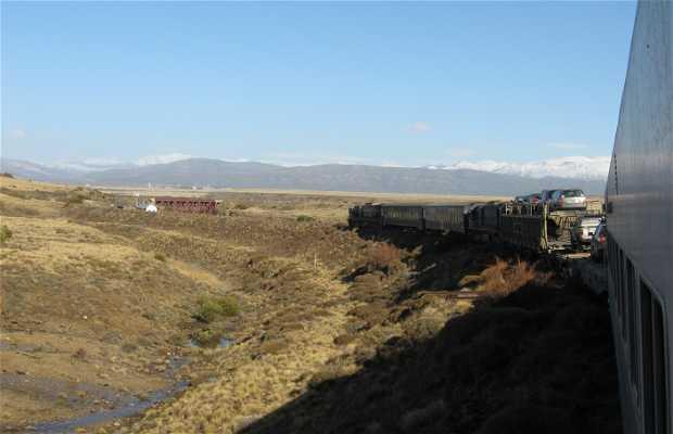 Tren a Bariloche