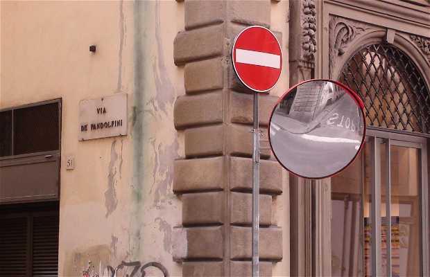 Ruas de Florencia